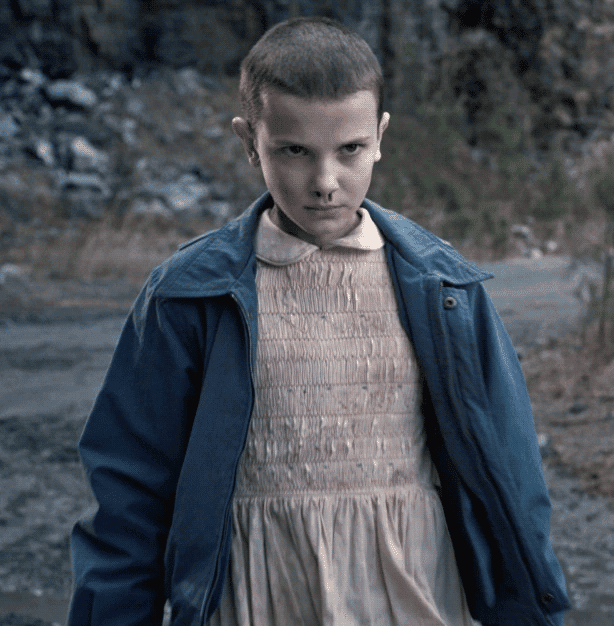 80s Retro Fashion - Learn how to dress like Eleven from Stranger Things.