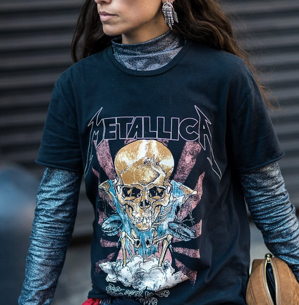 New York Fashion Week - Graphic Tees are a Must Have for Streetstyle