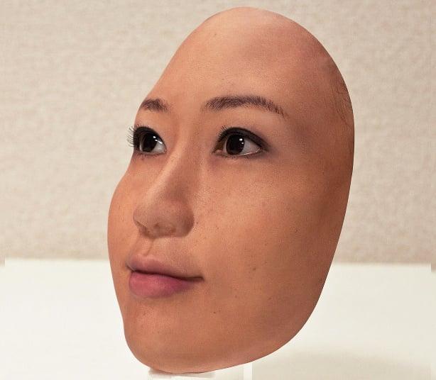 Scary Halloween Costume Idea - Realistic Face Masks