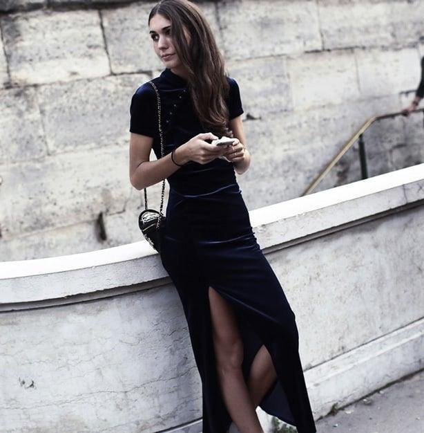 Stock up on Velvet Fashion for Fall 2016