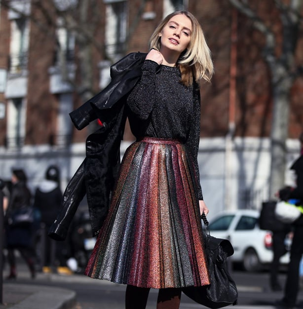 Lurex fabric is a Top Fall 2016 Fashion Trend