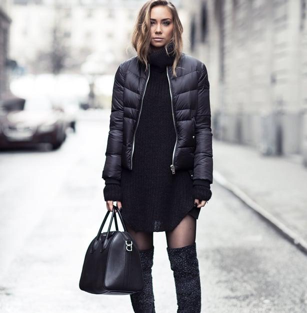 Fall 2016 Fashion Trend - Sweater Dresses