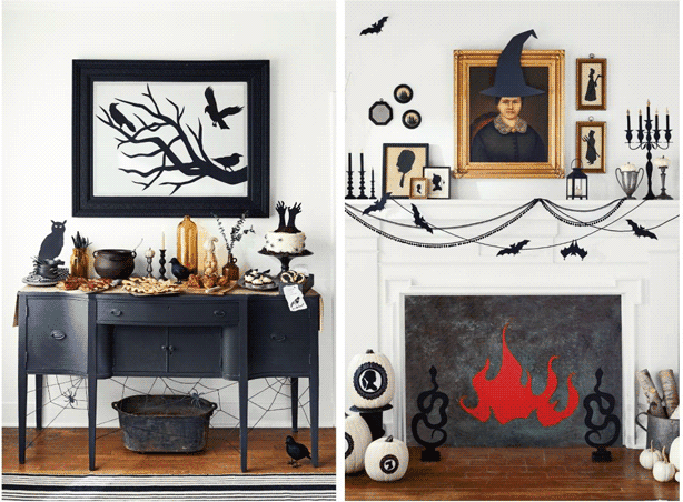 Creative DIY Halloween decor ideas