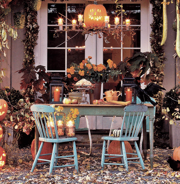 Friendly Halloween Decor Ideas