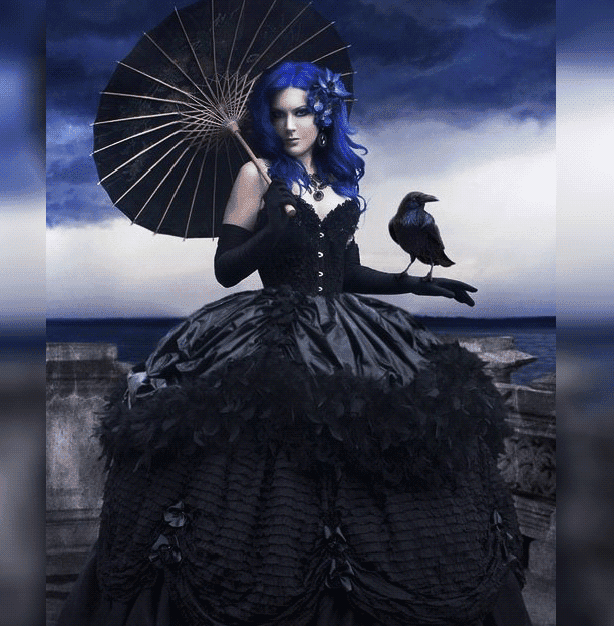 Embrace Victorian Goth with these tips -
