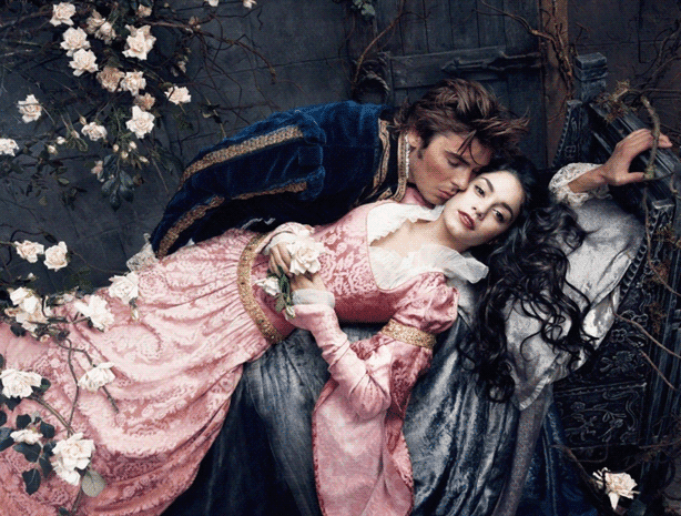 Do you know the horrific tale behind the modern story of Sleeping Beauty?