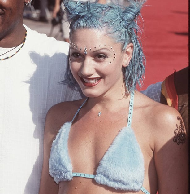 Gwen Stefani was a 90s Fashion Icon