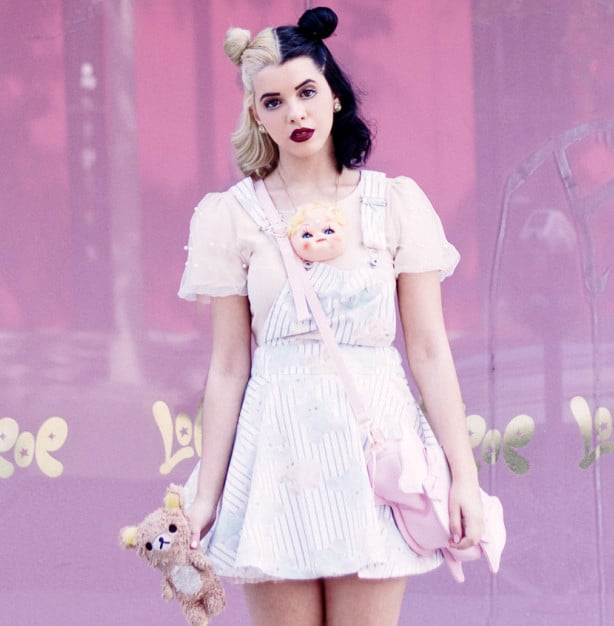 Steal the Look: Melanie Martinez - Pastel Goth
