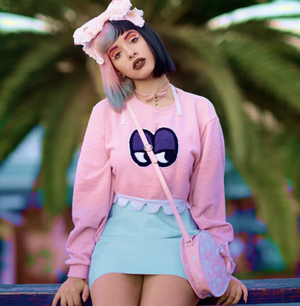 Have you heard of Melanie Martinez? Learn more about the pastel goth princess here -