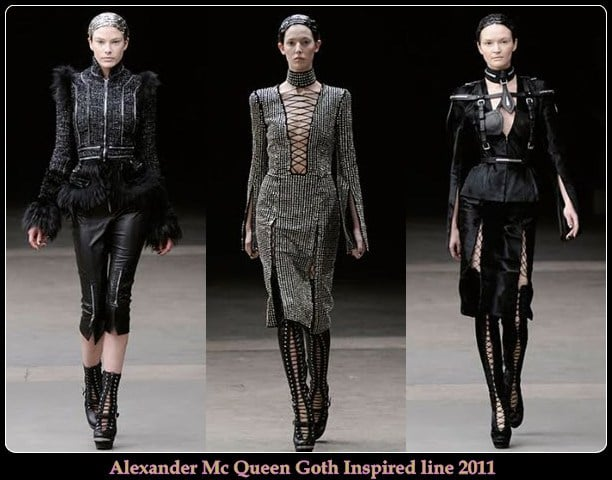 Alexander McQueen Dark Fashion