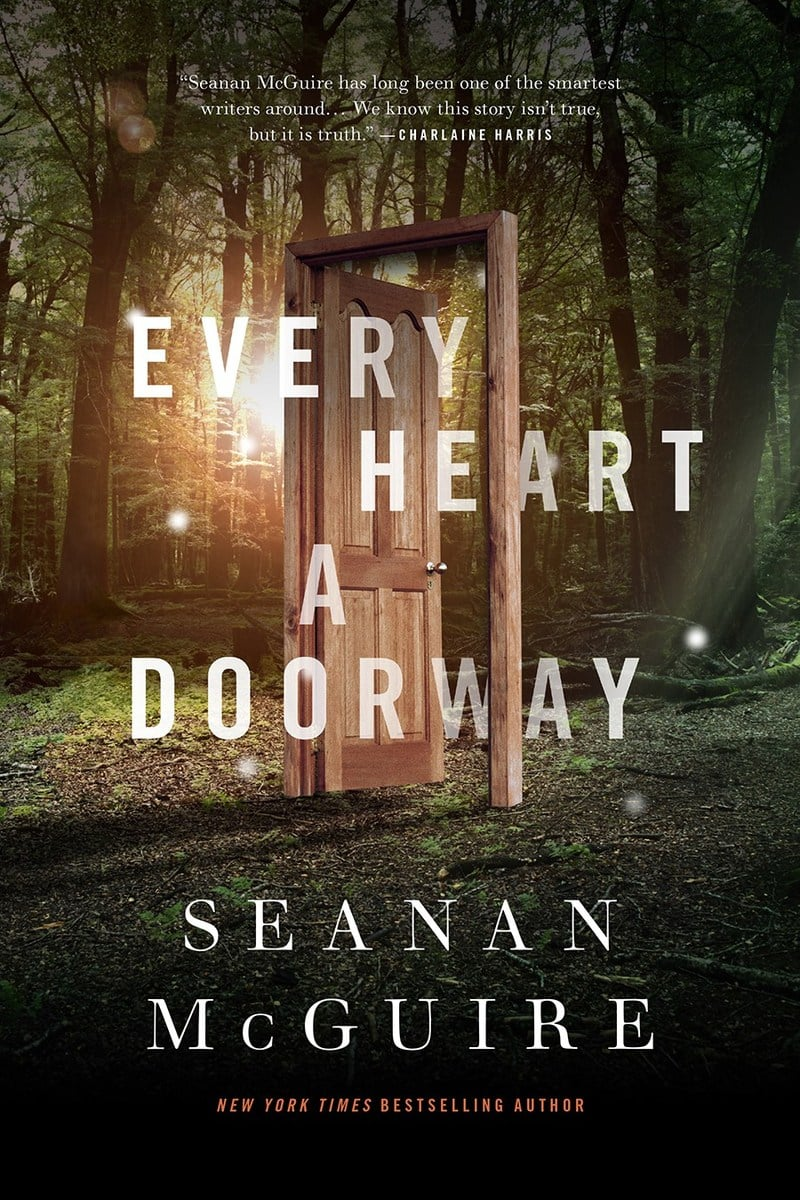 Every Heart A Doorway book cover image - fantasy perfect for summer reading