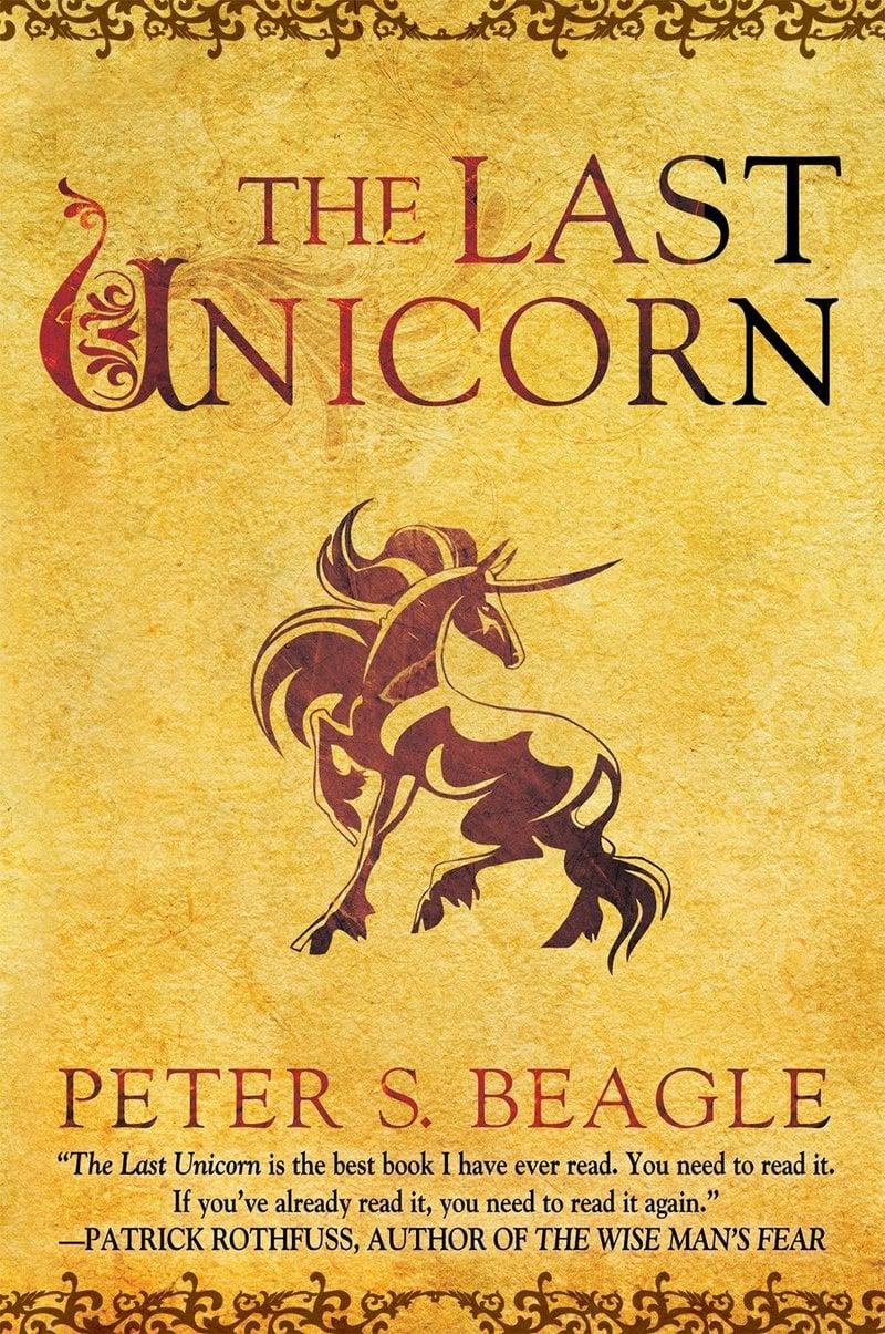 The lazt unicorn book cover
