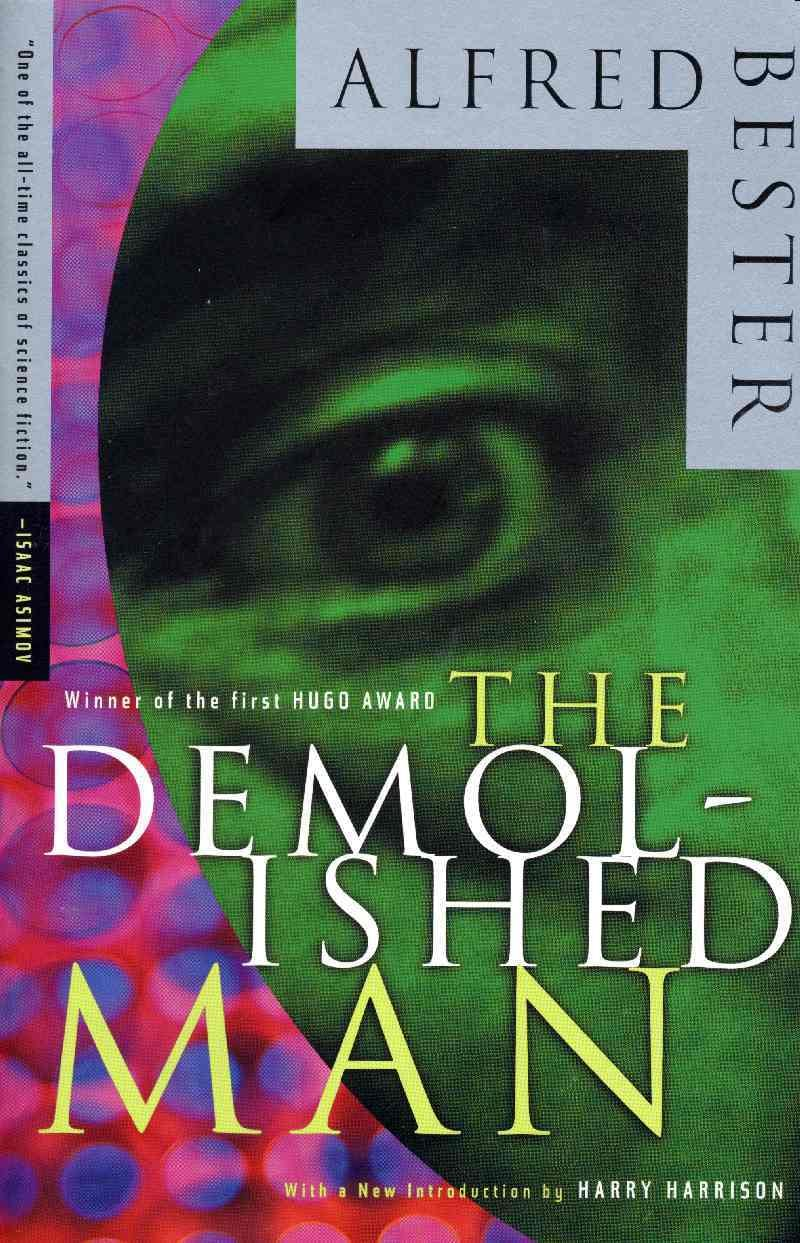 RebelsMarket Summer Reading List: The Demolished Man