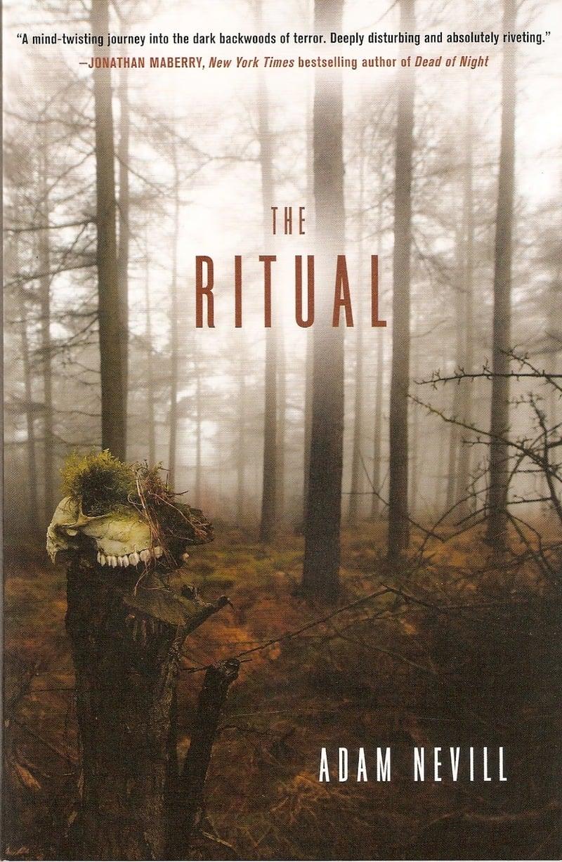 Your Summer Reading List: Horror Novel 'The Ritual' by Adam Nevill