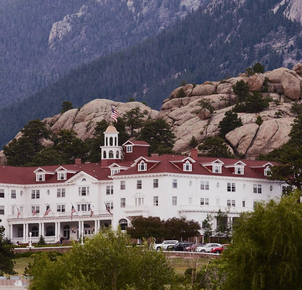 13 Weirdest Places to Visit in the US: The Stanley Hotel, Colorado