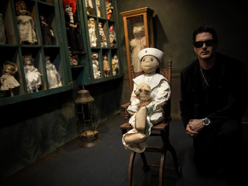13 Weirdest Places to Visit in the US: Zak Bagan's Haunted Museum, Las Vegas
