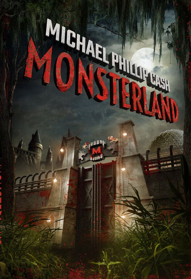 Top Indie Published Novels: Monsterland
