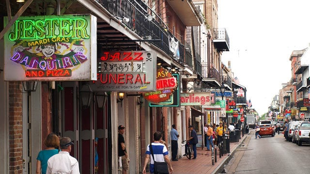 7 Coolest Alternative Street Markets In The World: French Quarter, New Orleans USA