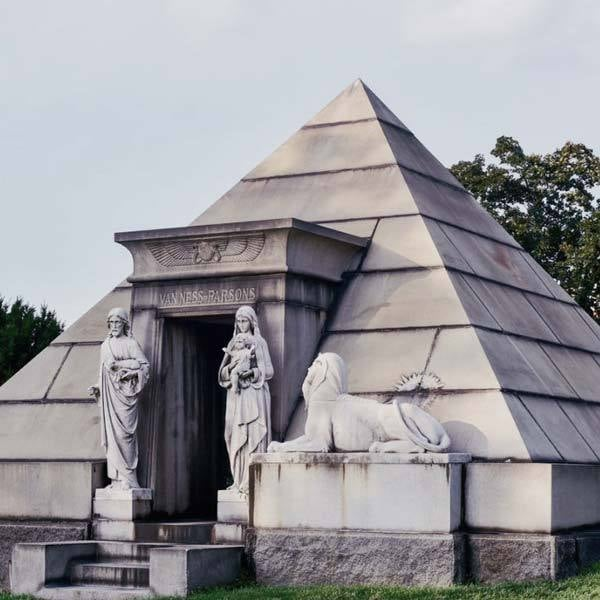 Top Cemeteries to Visit: Green-Wood Cemetery, Brooklyn New York