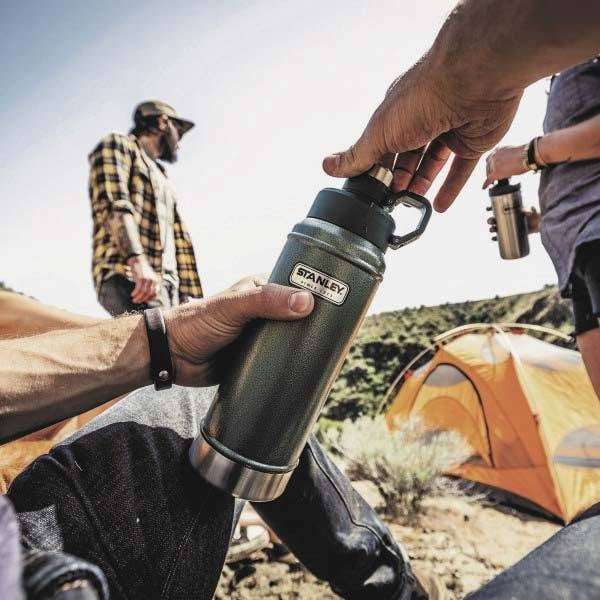 Insulated Water Bottle for Camping