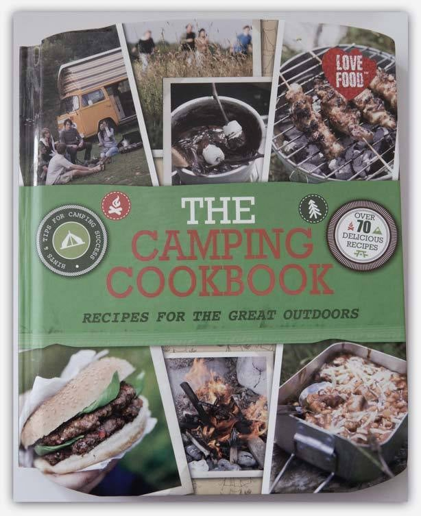A Camping Essential: The Camping Cook Book