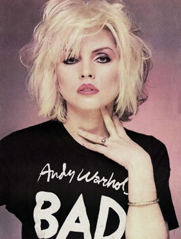 Debbie Harry: Badass Punk Women in the 70s and 80s