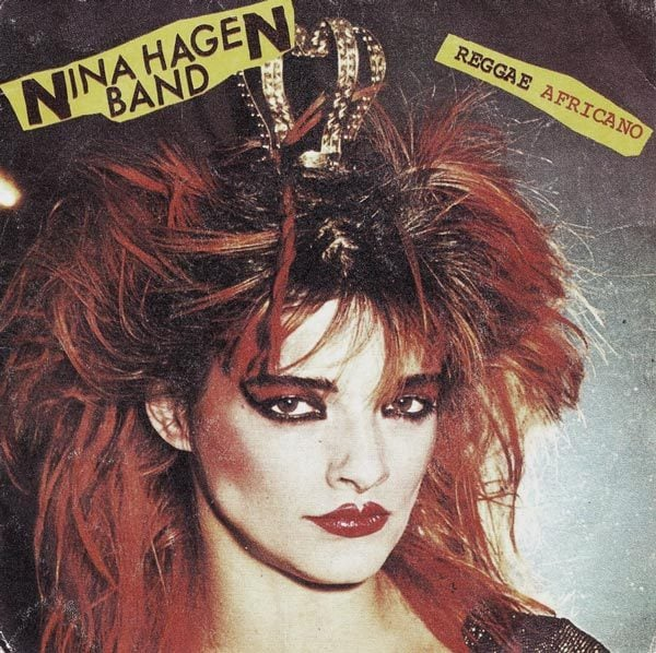 Atomic! Badass Punk Women in the 70s and 80s - Nina Hagen