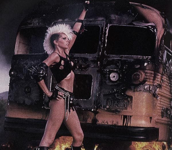 Wendy O. Williams: Badass Punk Women in the 70s and 80s