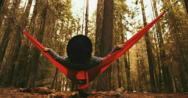 27 Things to Do Before Summer Ends: Sleep Outdoors