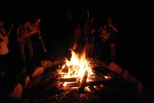 27 Things to Do Before Summer Ends: Go Camping
