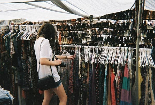 27 Things to Do Before Summer Ends: Visit a Thrift Shop