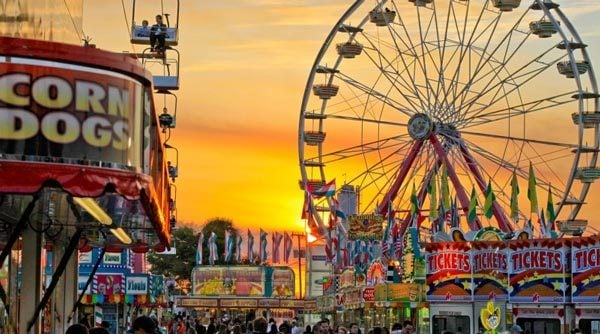 27 Things to Do Before Summer Ends: A day at the fair