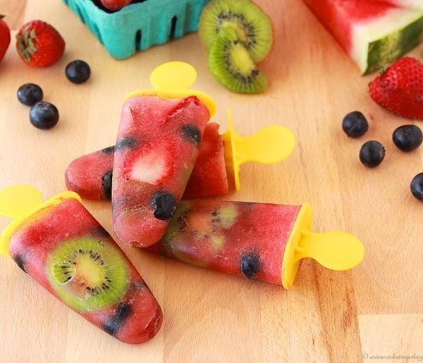 27 Things to Do Before Summer Ends: Make Cold Treats
