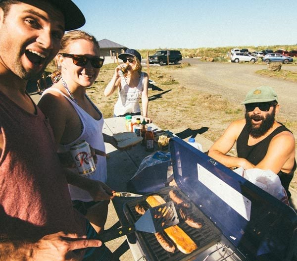 27 Things to Do Before Summer Ends: Plan a BBQ