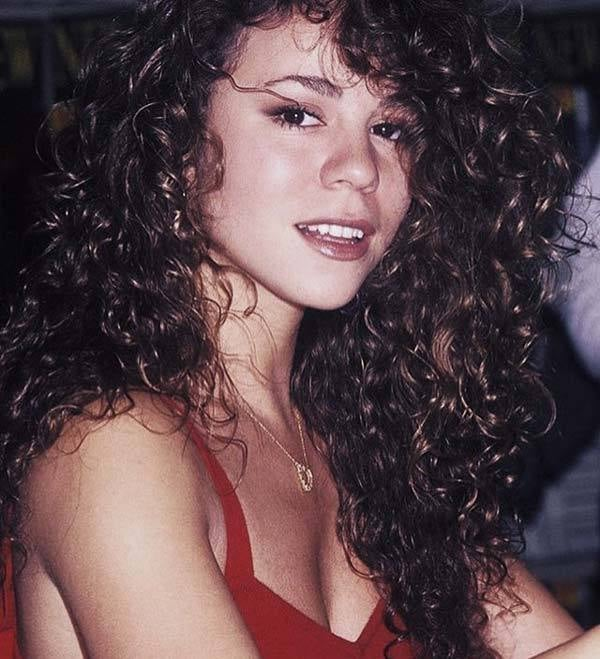 1990s Lip Looks You Need to Try: Mariah Carey