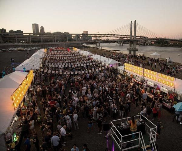 Best Fall Food Festivals Across America: feast Portland