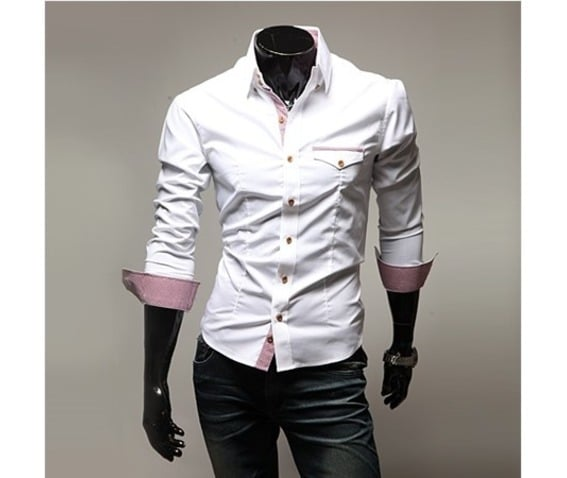 White shirt: Dress in White after Labor Day