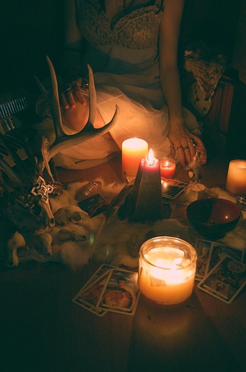 Modern Witchcraft Aestheic