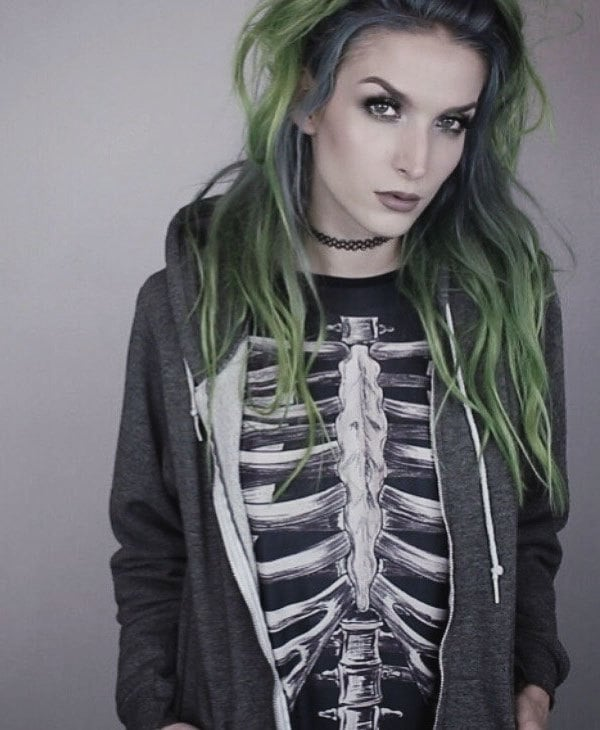 Halloween Costume Year Round: Skeleton