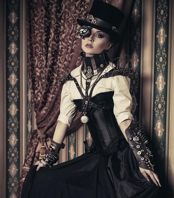 Halloween Costume Ideas you Can Wear All Year Round: Steampunk Accessories