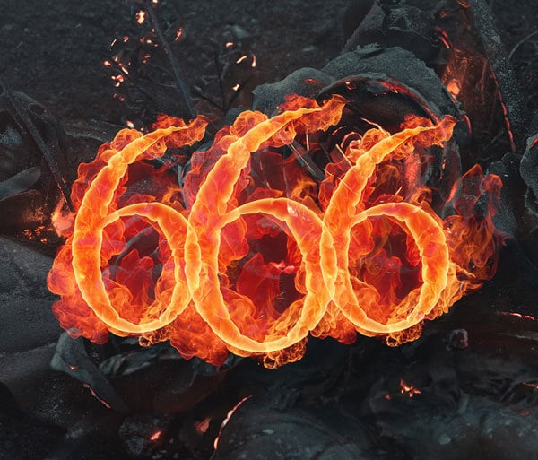 A Quick Guide To Occult Symbols: 666 Number of The Beast