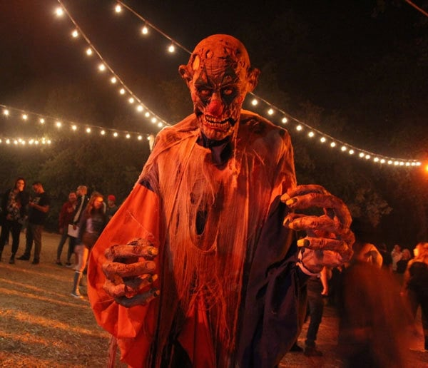 10 Halloweeny Things to do in Los Angeles: Haunted Hayride