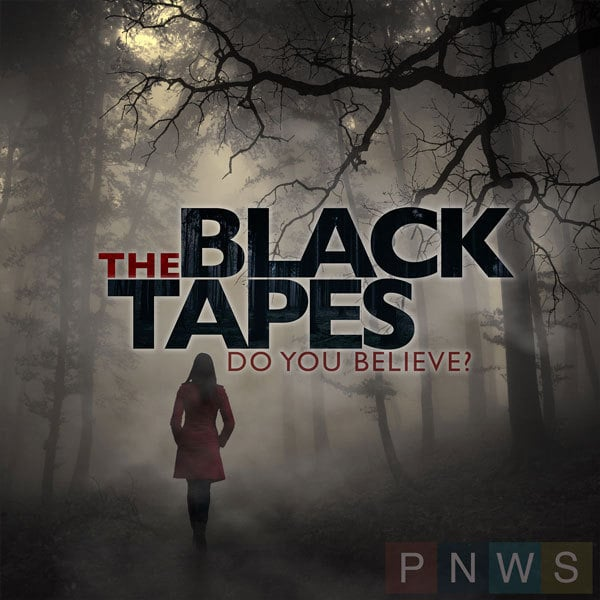 Top Ten Creepy Podcasts: Black Tapes