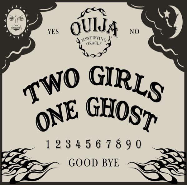 Top Ten Creepy Podcasts: 2 Girls 1 Ghost