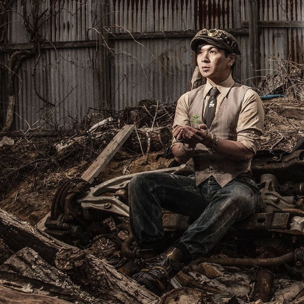 Alston Stephanus -Steampunk Fashion, Accessories and Attitude!