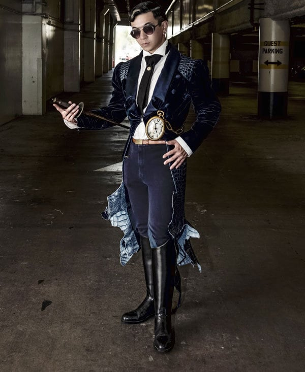 Steampunk your cosplay