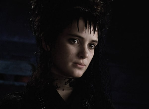Gothic Pop culture Icons: Lydia Deetz