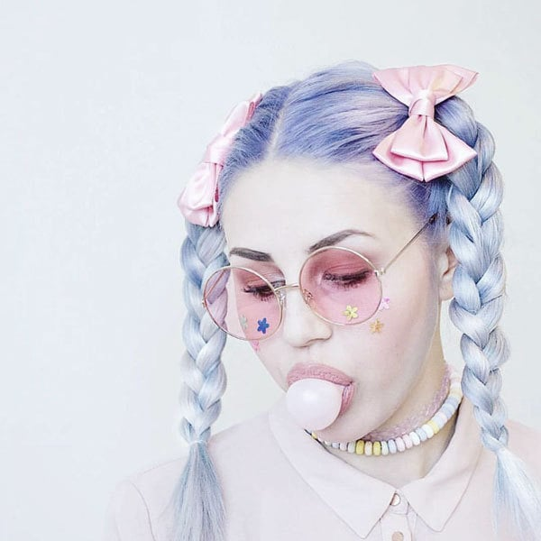 10 Tips for Creating a Pastel Goth Style