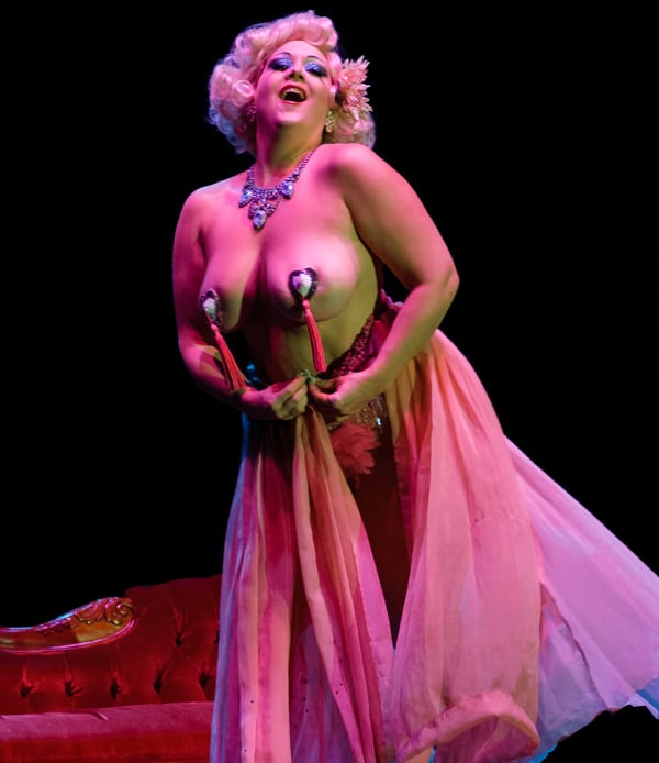 The Lusty Ladies of Burlesque: Dirty Martini