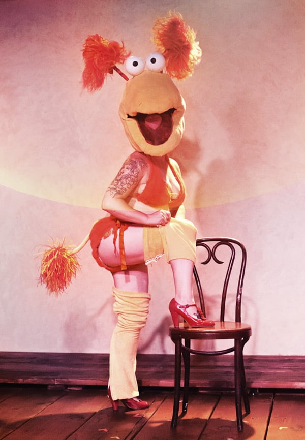 The Weird and Wonderful World of Burlesque: Muppets and Disney Themed Shows